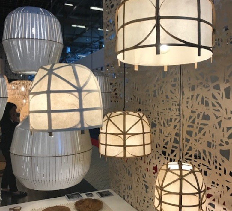 Bagobo o s ay lin heinen et nelson sepulveda suspension pendant light  ay illuminate 980 101 05 p  design signed nedgis 78630 product
