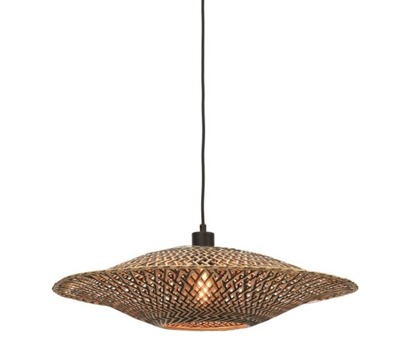 Bali m good mojo studio suspension pendant light  it s about romi bali h 6015 bn  design signed nedgis 112966 product