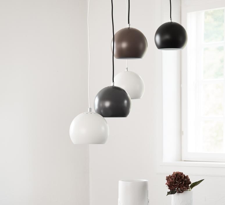 Ball benny frandsen suspension pendant light  frandsen 11150600106  design signed nedgis 91012 product