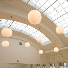 Ball studio zangra suspension pendant light  zangra light o 099 w 001  design signed nedgis 67795 thumb