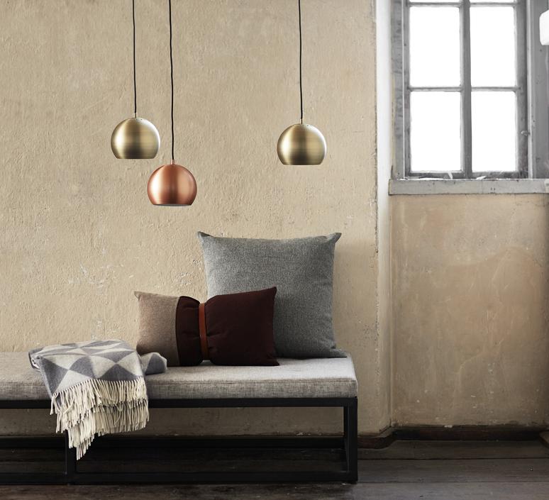 Ball benny frandsen suspension pendant light  frandsen 11152205001  design signed nedgis 91076 product