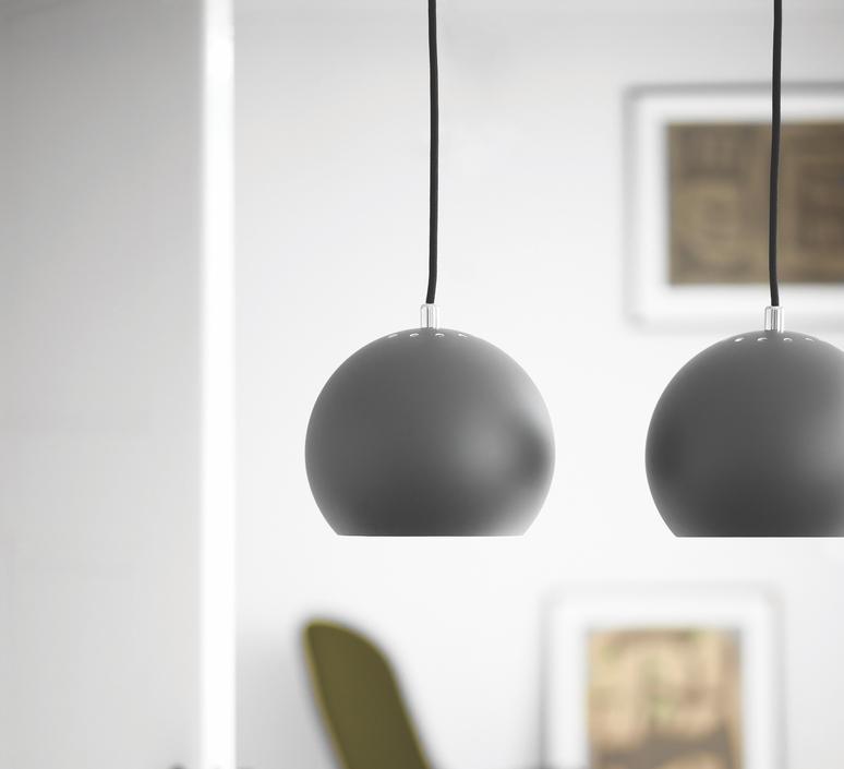 Ball benny frandsen suspension pendant light  frandsen 111513600105  design signed nedgis 91029 product