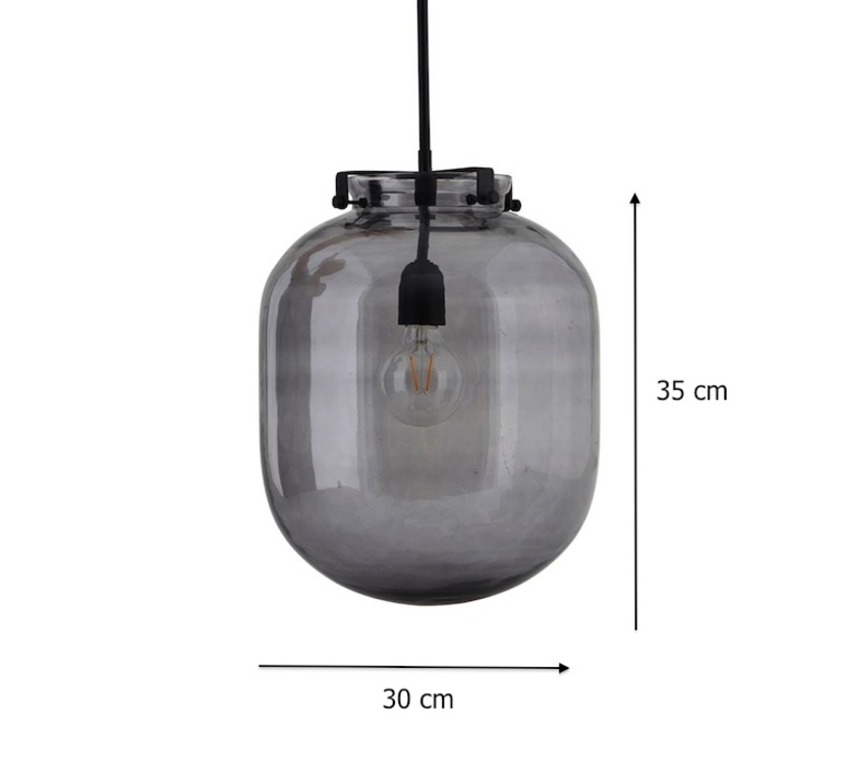 Ball studio house doctor suspension pendant light  house doctor cb0121  design signed 33123 product