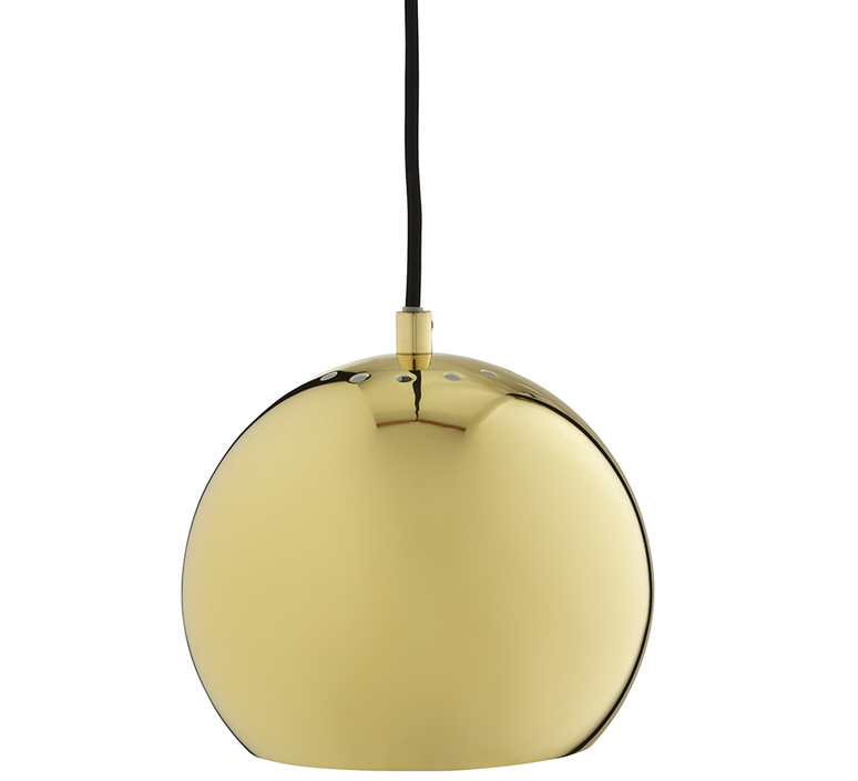 Ball  benny frandsen suspension pendant light  frandsen 111505105001  design signed nedgis 91060 product