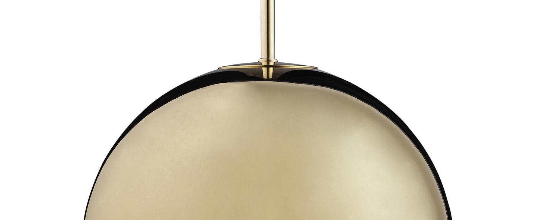 Suspension ball laiton o25cm h20cm frandsen normal
