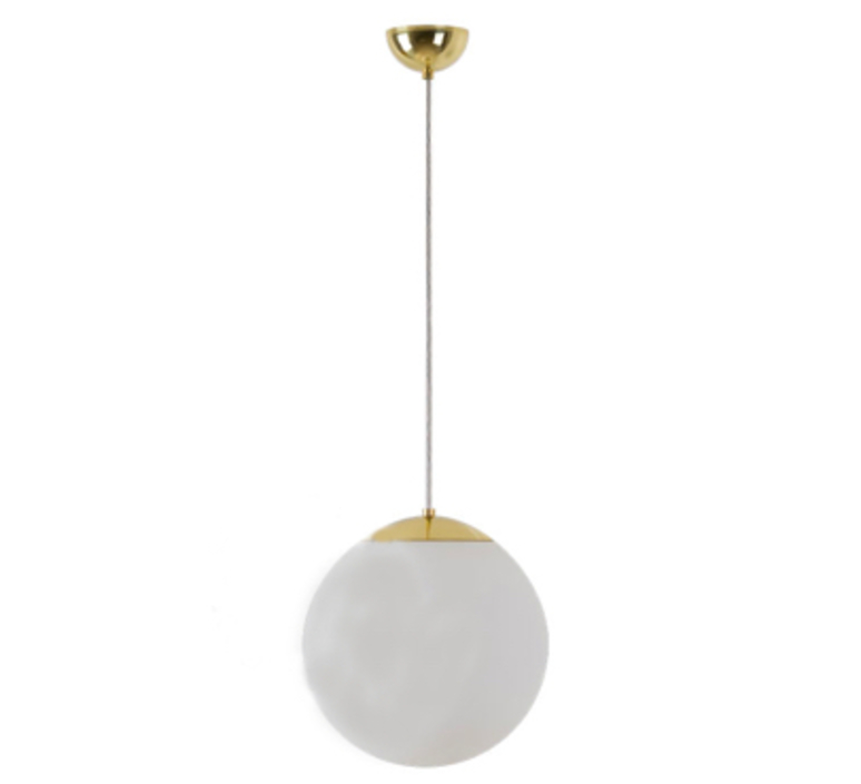 Ball studio zangra suspension pendant light  zangra light o 098 go 001  design signed nedgis 68078 product