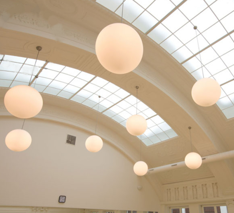 Ball studio zangra suspension pendant light  zangra light o 099 go 001  design signed nedgis 67792 product