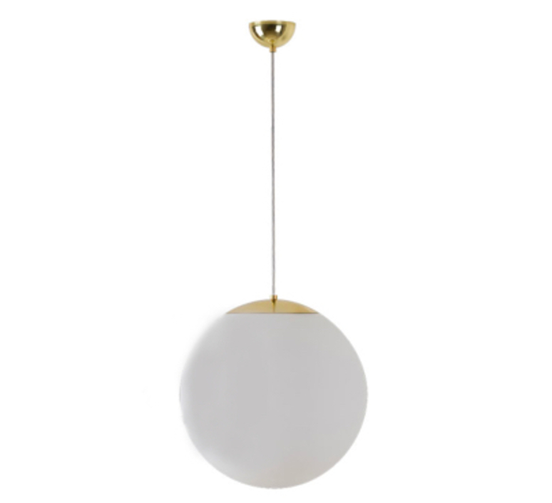 Ball studio zangra suspension pendant light  zangra light o 099 go 001  design signed nedgis 67867 product