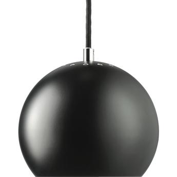 Suspension ball noir mat o18cm h16cm frandsen normal