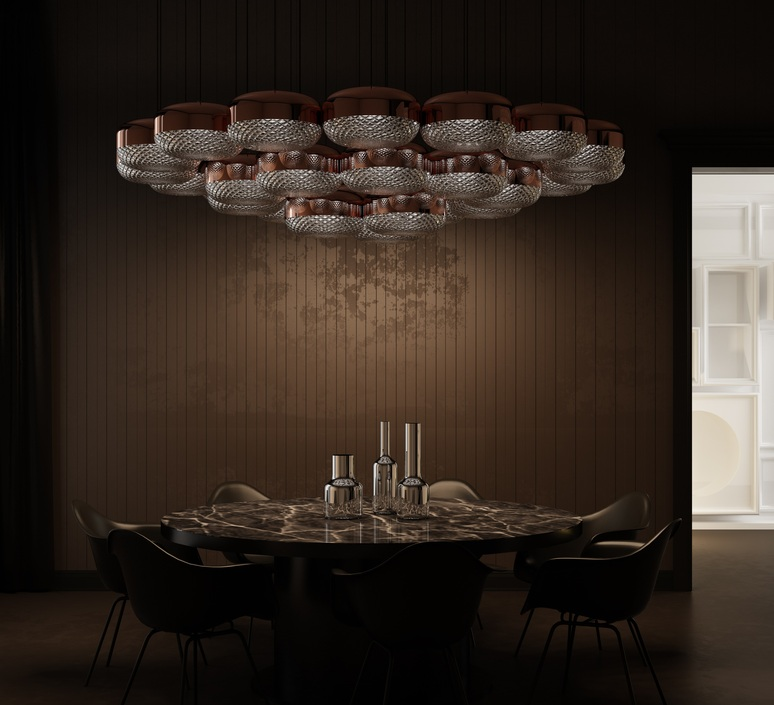 Balloton 7211 1 disk matteo zorzenoni suspension pendant light  mm lampadari v2806 172110103  design signed nedgis 92840 product