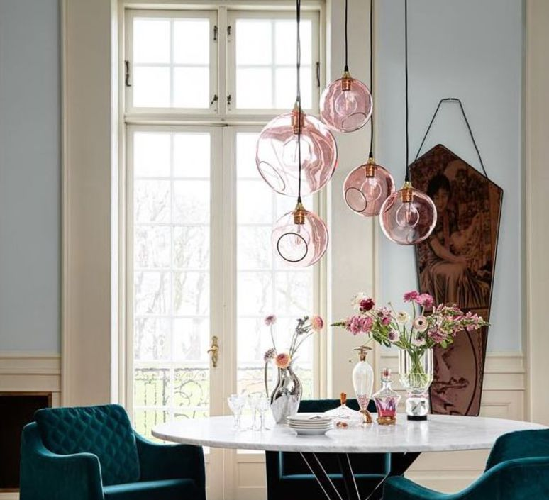Ballroom  suspension pendant light  design by us 22701  design signed 53799 product