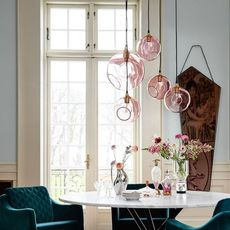 Ballroom  suspension pendant light  design by us 22701  design signed 53799 thumb