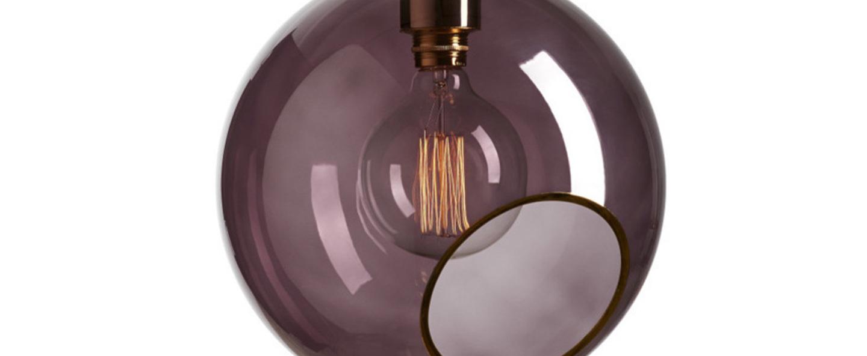 Suspension ballroom xl violet o32cm hcm design by us normal