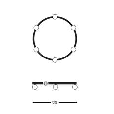 Ballzzz one 1200 anthony boelaert suspension pendant light  dark 1915 02 906002 01 0  design signed nedgis 69432 thumb
