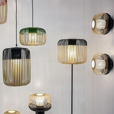 Bamboo light l black arik levy forestier al32170lba luminaire lighting design signed 31479 thumb