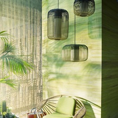 Bamboo light l black arik levy forestier al32170lba luminaire lighting design signed 31920 thumb
