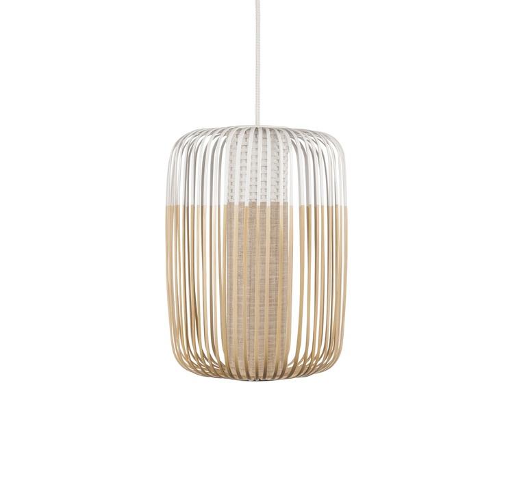 Bamboo light l  arik levy suspension pendant light  forestier 21098  design signed nedgis 65226 product
