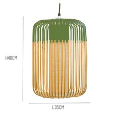 Bamboo light l green arik levy forestier al32170lgr luminaire lighting design signed 27337 thumb