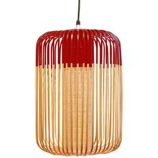 Bamboo light l red  arik levy forestier al32170lrd luminaire lighting design signed 27338 thumb