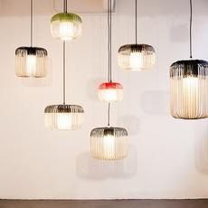 Bamboo light m black arik levy forestier al32170mba luminaire lighting design signed 27312 thumb