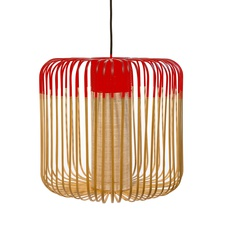Bamboo light m red arik levy forestier al32170mrd luminaire lighting design signed 27343 thumb