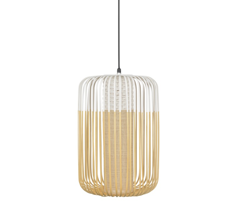 Bamboo light outdoor l  suspension pendant light  forestier 21104  design signed 60004 product