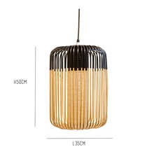 Bamboo light outdoor l  suspension pendant light  forestier 20124  design signed 53935 thumb