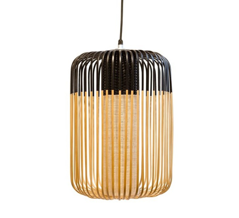 Bamboo light outdoor l  suspension pendant light  forestier 20124  design signed 56940 product