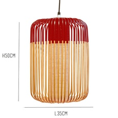 Bamboo light outdoor l  suspension pendant light  forestier 20126  design signed 53933 thumb