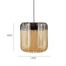 Bamboo light outdoor m  suspension pendant light  forestier 20127  design signed 53928 thumb