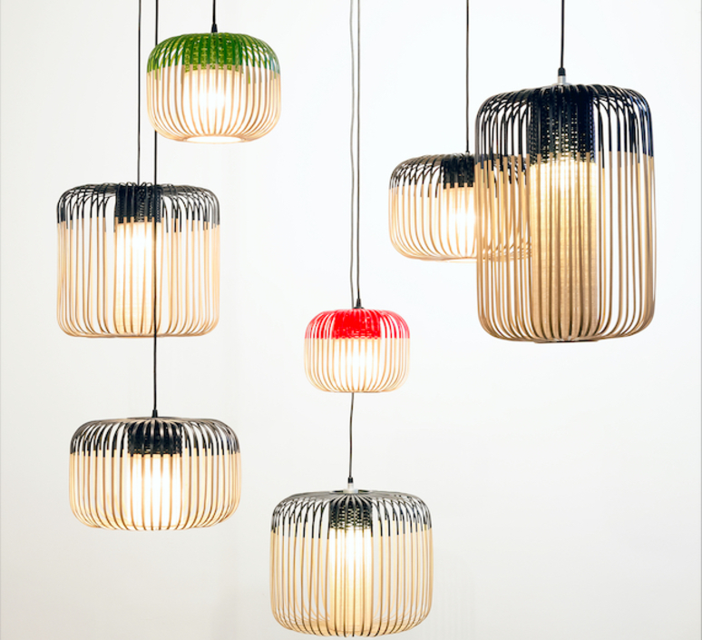 Bamboo light outdoor m  suspension pendant light  forestier 20127  design signed 70117 product