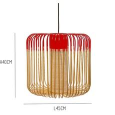 Bamboo light outdoor m  suspension pendant light  forestier 20129  design signed 53924 thumb