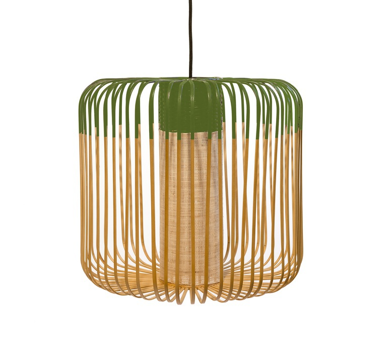 Bamboo light outdoor m  suspension pendant light  forestier 20128  design signed 53929 product
