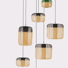 Bamboo light outdoor s  suspension pendant light  forestier 20130  design signed 70083 thumb