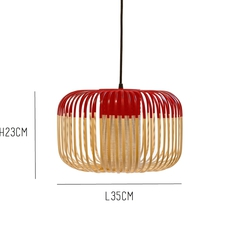 Bamboo light outdoor s  suspension pendant light  forestier 20132  design signed 53914 thumb