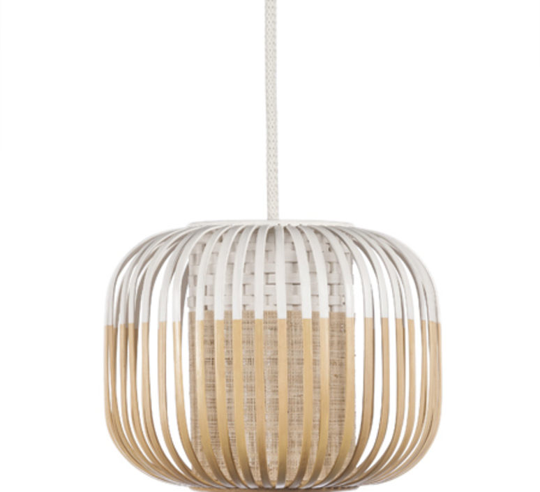Bamboo light outdoor xs  suspension pendant light  forestier 21107  design signed 53912 product