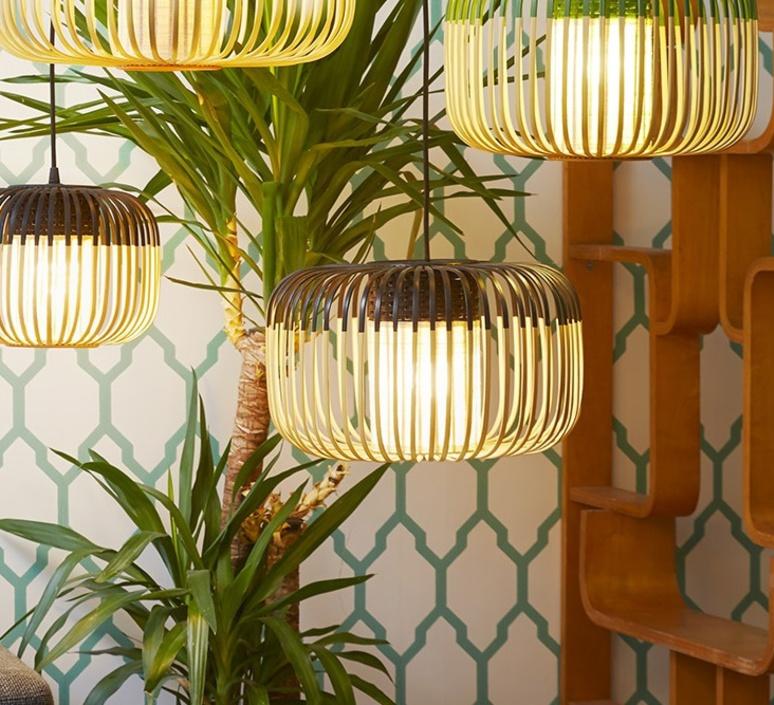 Bamboo light s black  arik levy forestier al32170sba luminaire lighting design signed 27315 product