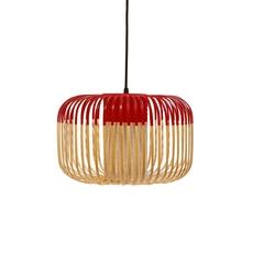 Bamboo light s red arik levy forestier al32170srd luminaire lighting design signed 27349 thumb