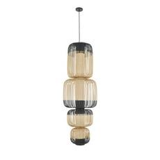 Bamboo light totem arik levy suspension pendant light  forestier totem 20137  design signed 43067 thumb