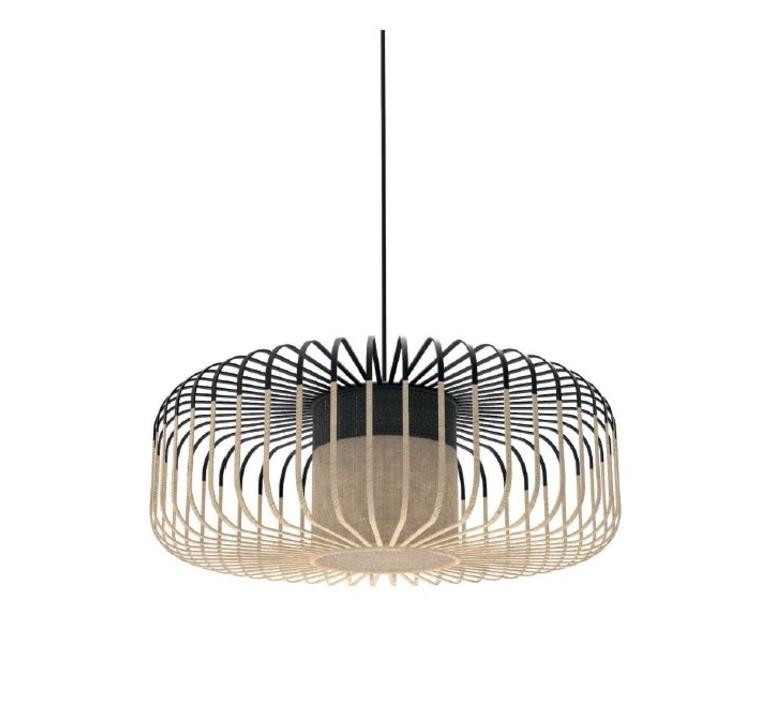 Bamboo light xl arik levy suspension pendant light  forestier 21161  design signed 59342 product