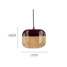 Bamboo light xs black  arik levy  forestier al32170xsba luminaire lighting design signed 27320 thumb