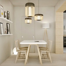 Bamboo light xs black  arik levy  forestier al32170xsba luminaire lighting design signed 28910 thumb