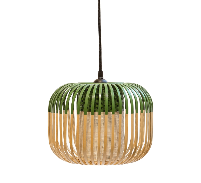 Bamboo light xs green arik levy forestier al32170xsgr luminaire lighting design signed 27351 product