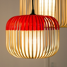 Bamboo light xs red arik levy  forestier al32170xsrd luminaire lighting design signed 27353 thumb