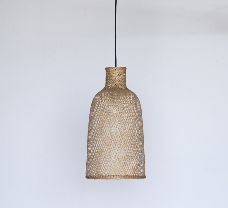 Bamboo m2 ay lin heinen et nelson sepulveda suspension pendant light  ay illuminate 702 101 01 p  design signed 37068 product