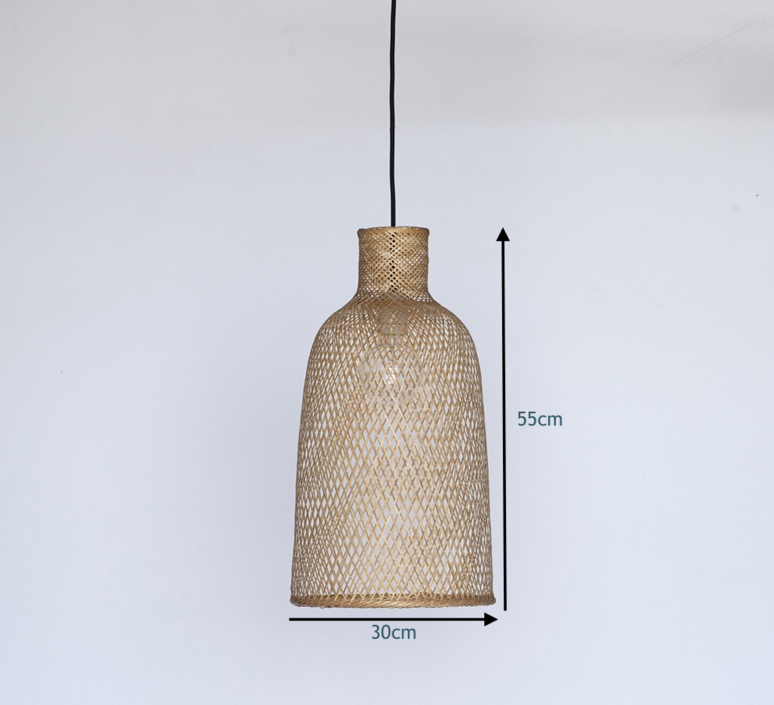 Bamboo m2 ay lin heinen et nelson sepulveda suspension pendant light  ay illuminate 702 101 01 p  design signed 37069 product