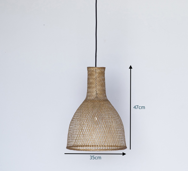 Bamboo m3 ay lin heinen et nelson sepulveda suspension pendant light  ay illuminate 703 101 01 p  design signed 37073 product