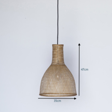 Bamboo m3 ay lin heinen et nelson sepulveda suspension pendant light  ay illuminate 703 101 01 p  design signed 37073 thumb