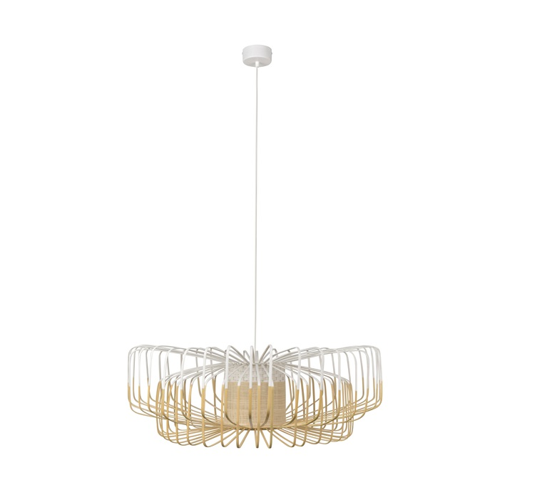 Bamboo up and down xxl arik levy suspension pendant light  forestier 21158  design signed 59380 product