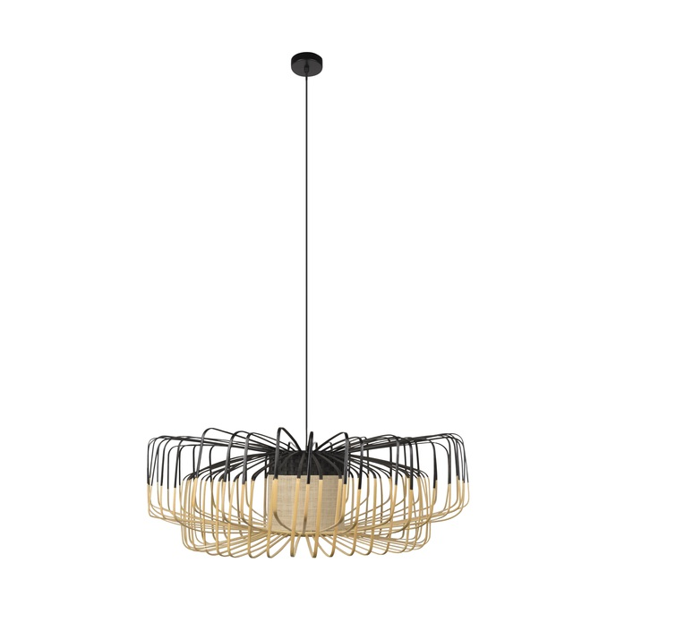 Bamboo up and down xxl arik levy suspension pendant light  forestier 21159  design signed 59378 product